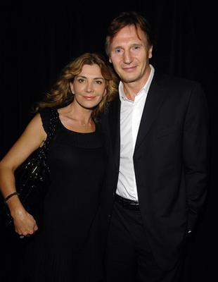 Natasha and liam