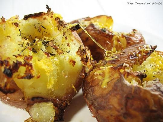 Crispysmashedpotatoes