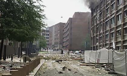 Oslo Blast