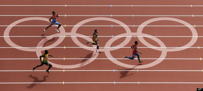 Pistorius race