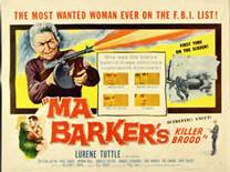 Ma barker movie poster
